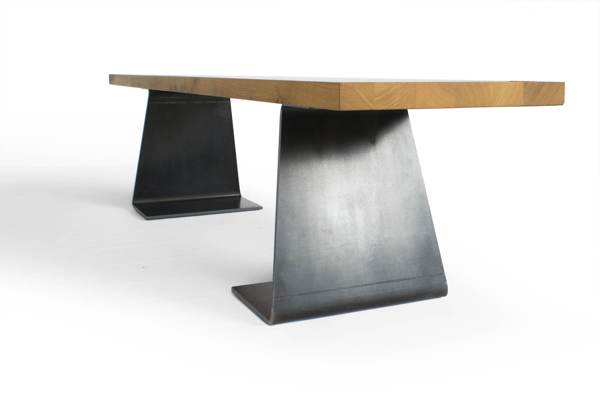 Design Sitzbank Holz Zsteel von MBzwo